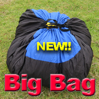 Stuff Tarp Drawstring Bag