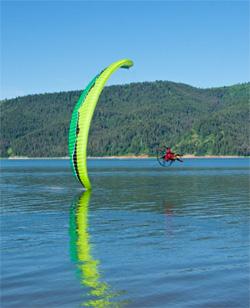Ozone Power Gliders - Paramotor Wings