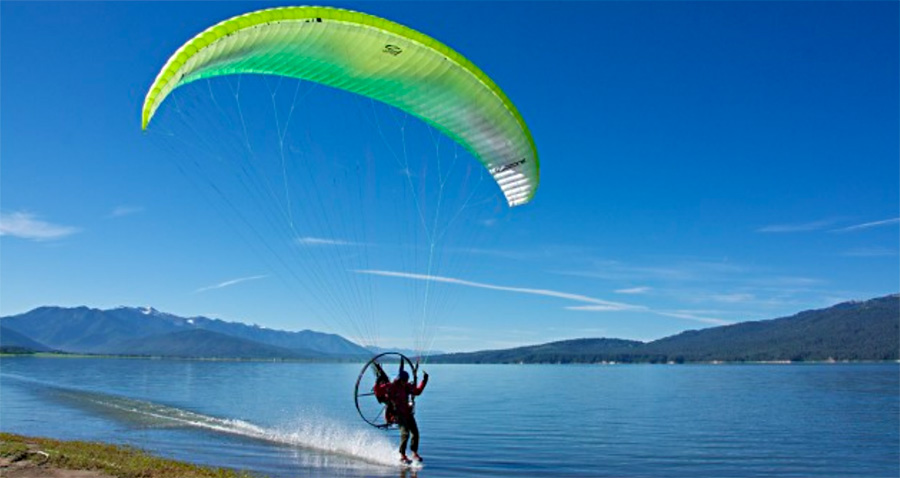 Power Paragliding Near Me - #GolfClub